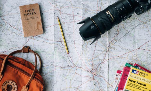 10 bra råd för en säker vandring