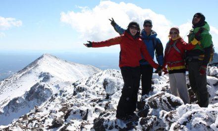 San Francisco Peaks – Humphreys peak trail