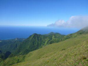 vandring Mount Pele