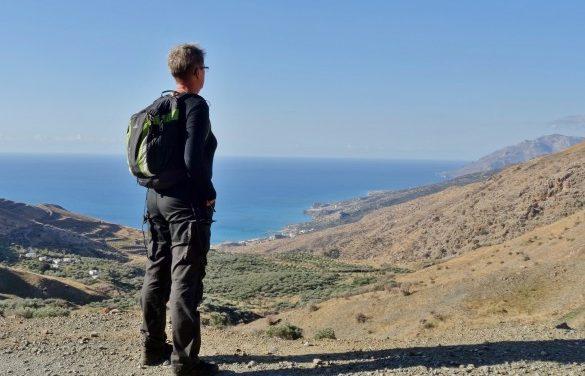 Vandring på Kreta- Ia Löfquist