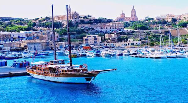 Gästblogg: Vandra på Malta