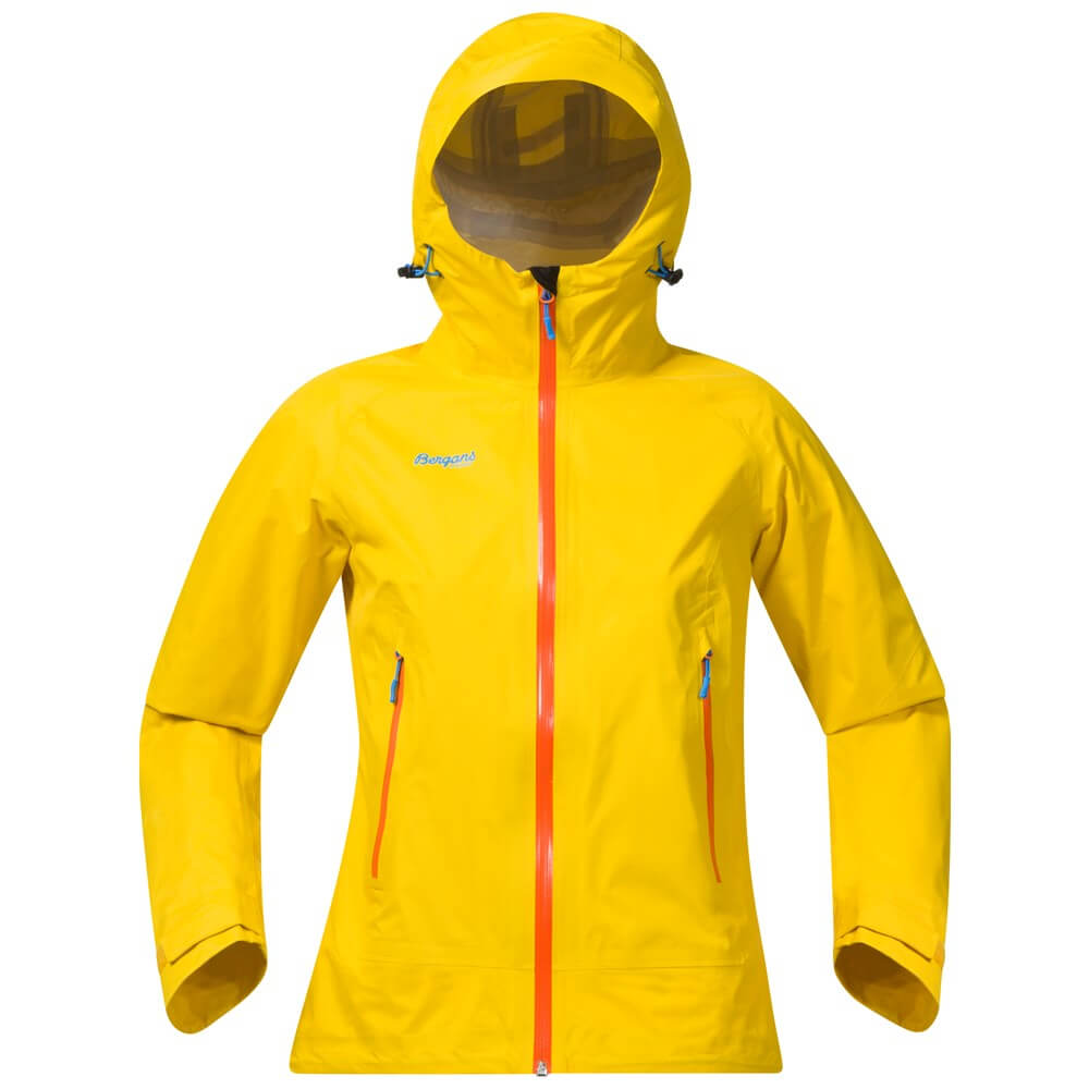 Test av Bergans Sky Lady Jacket