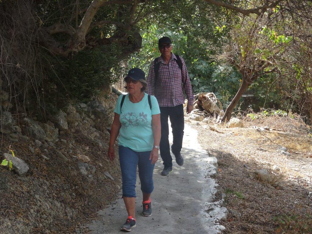 vandring Kreta