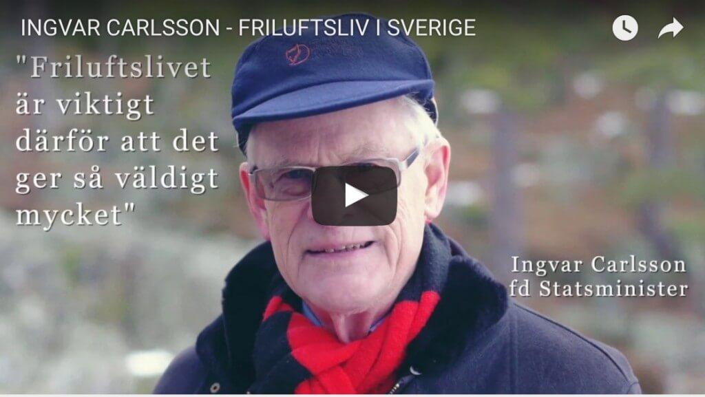 Svenskt Friluftsliv – Friluftsliv ger Folkhälsa