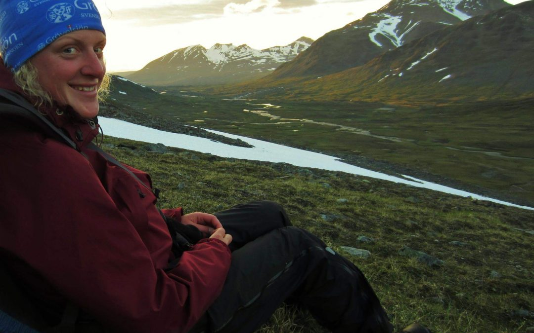 Vandringsprofilen: Stina Bernhardsson, Grövelsjöns nya sportchef
