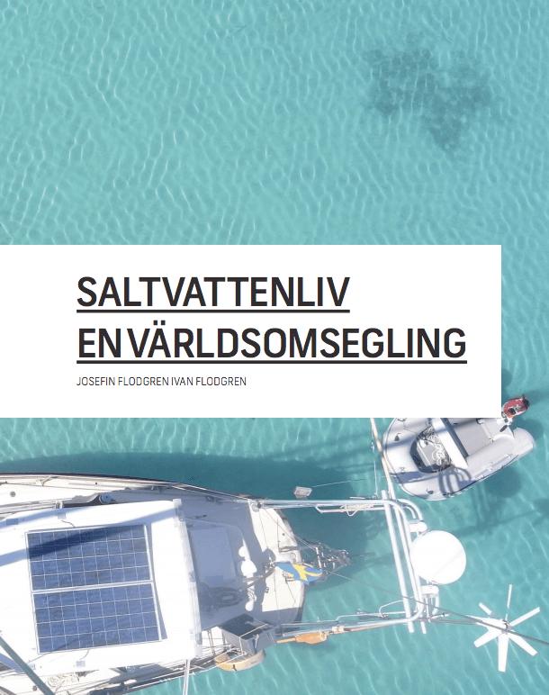 Julklappbok! Saltvattenliv - en världsomsegling!
