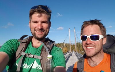 Projekt Kungsleden – dag 13, 7 september