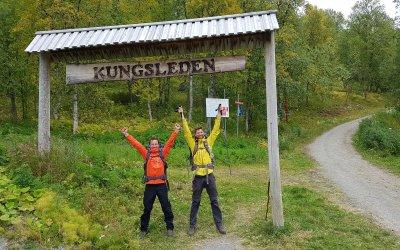 Projekt Kungsleden – dag 14, 8 september.