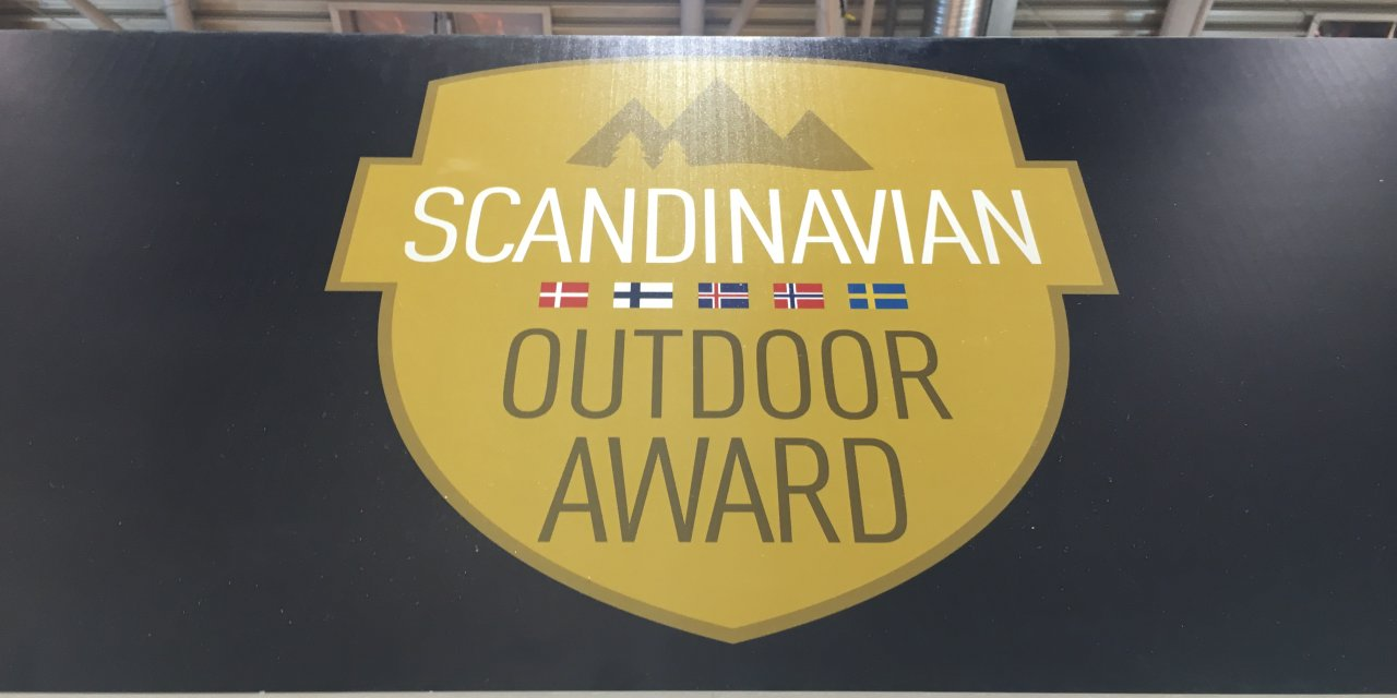 Scandinavian Outdoor Award 2018 Vandringsguiden.se