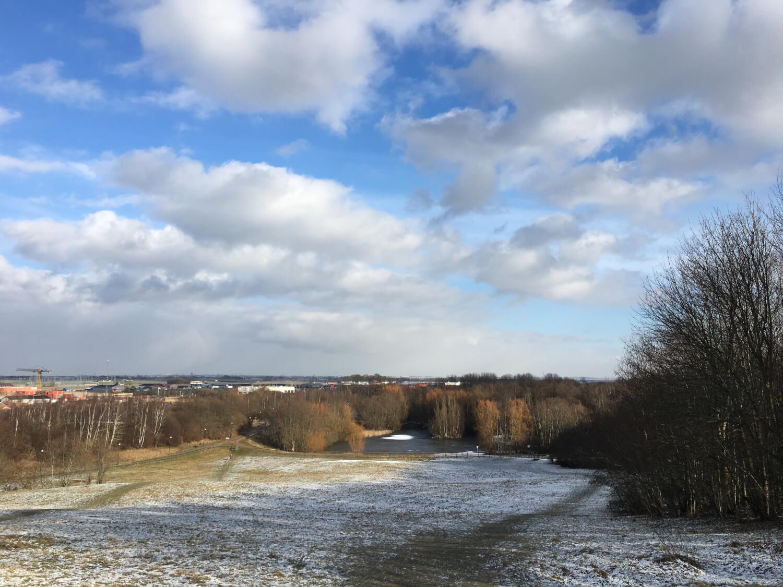 Skåneleden SL 5 - Bulltofta rekreationsområde