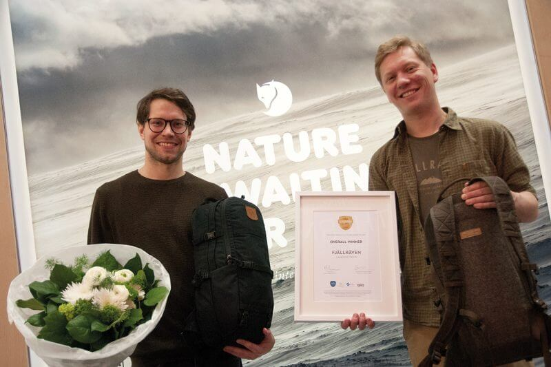 Scandinavian Outdoor Award 2018