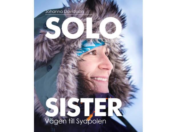 Solo Sister – ny äventyrsbok av Johanna Davidsson