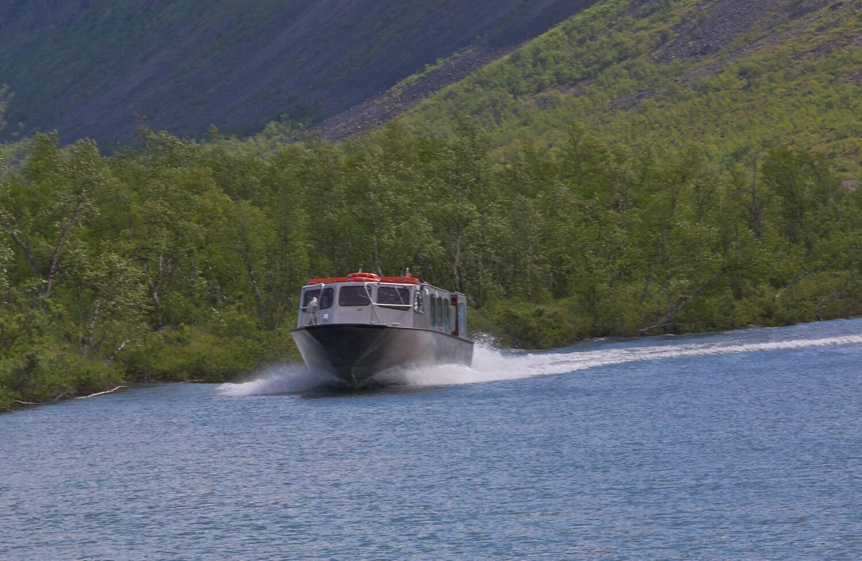 Båt Kebnekasie