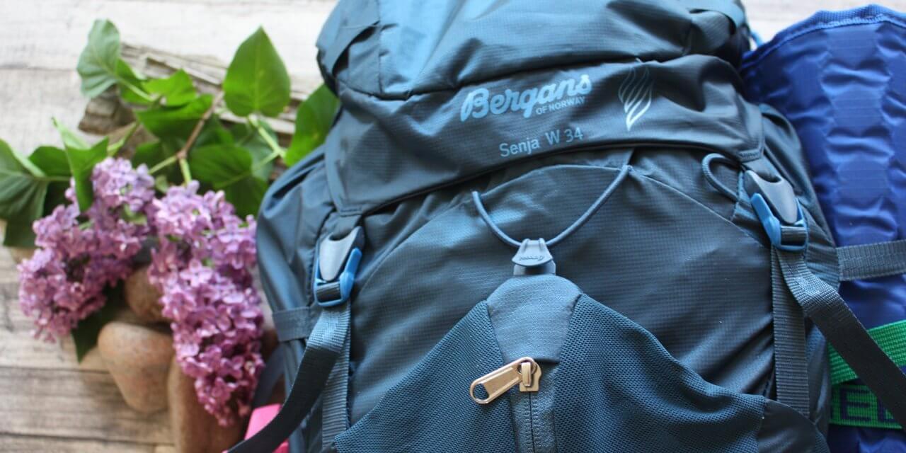 Hur ställer man in en vandringsryggsäck?