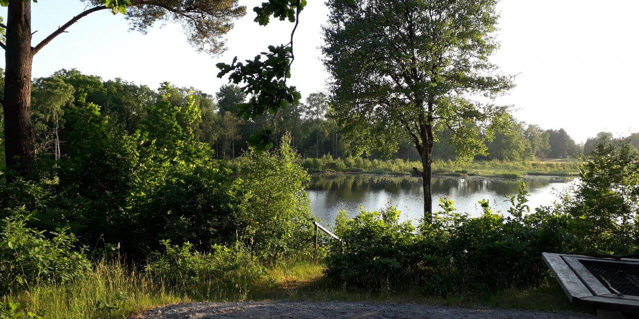 Sebastians vandringsresa Skåne-Närke – 1