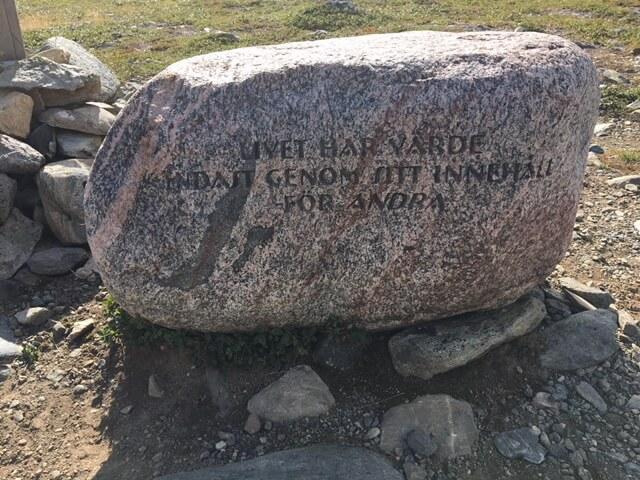 Mot toppen av Kebnekaise – Dag 2