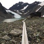 Mot toppen av Kebnekaise – Dag 4