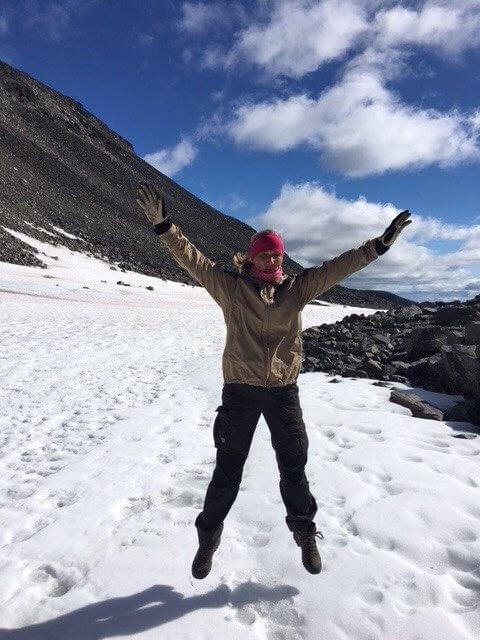 Mot toppen av Kebnekaise – Dag 3