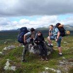 Gästbloggare: Vandring med barn vid Grövelsjön