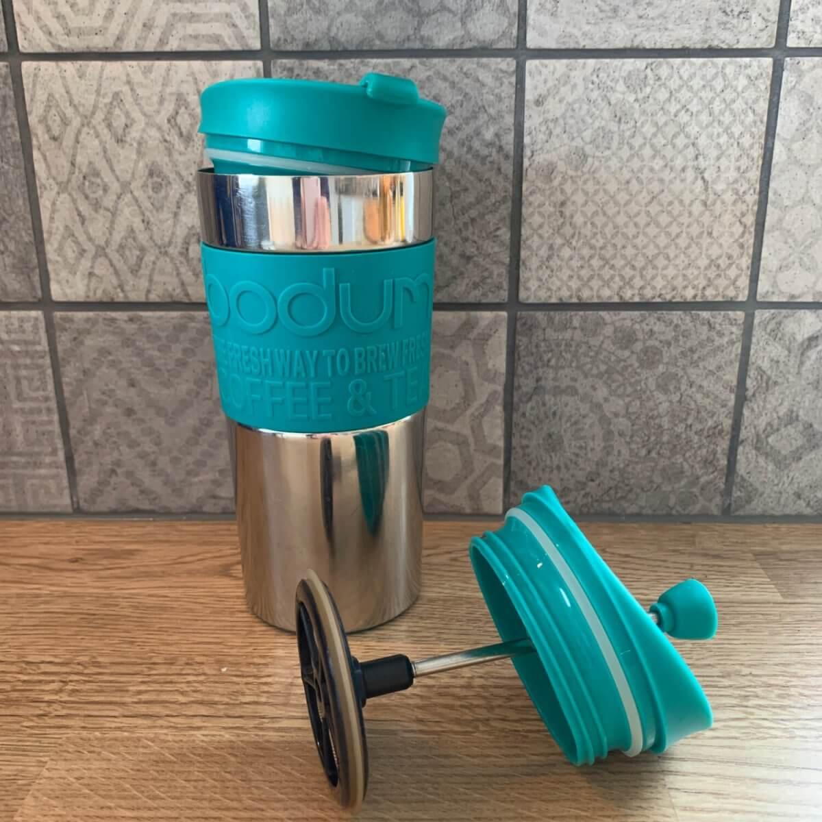 koka kaffe på vandringen