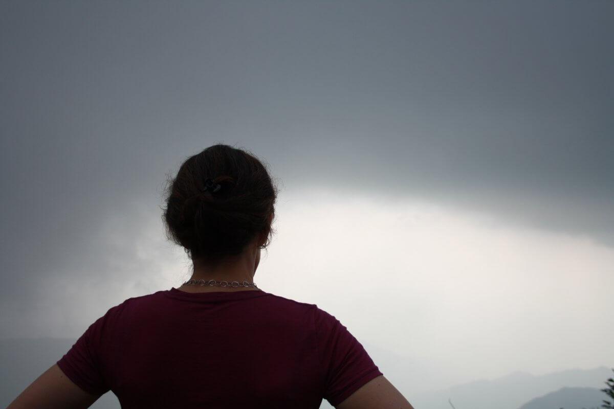 Vandringsprofilen: Lisa Gårdlund - Vandring för menskoppsfrihet i Nepal