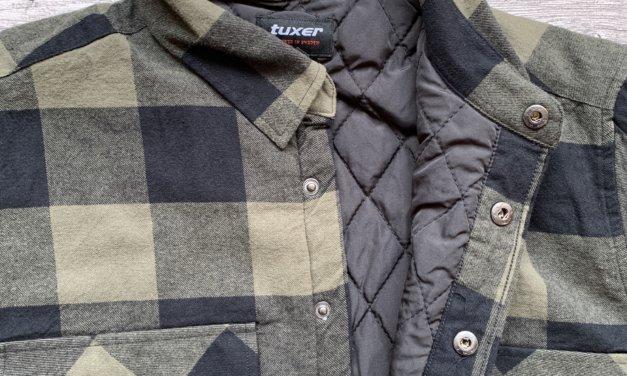 Tuxer Dan Shirt – en riktigt skogshuggarjacka