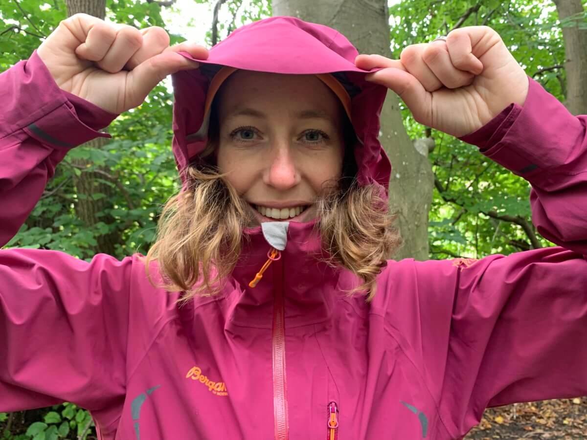 regnkläder för vandring