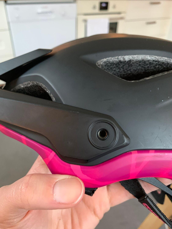 Reservdel till Giro MTB-hjälm