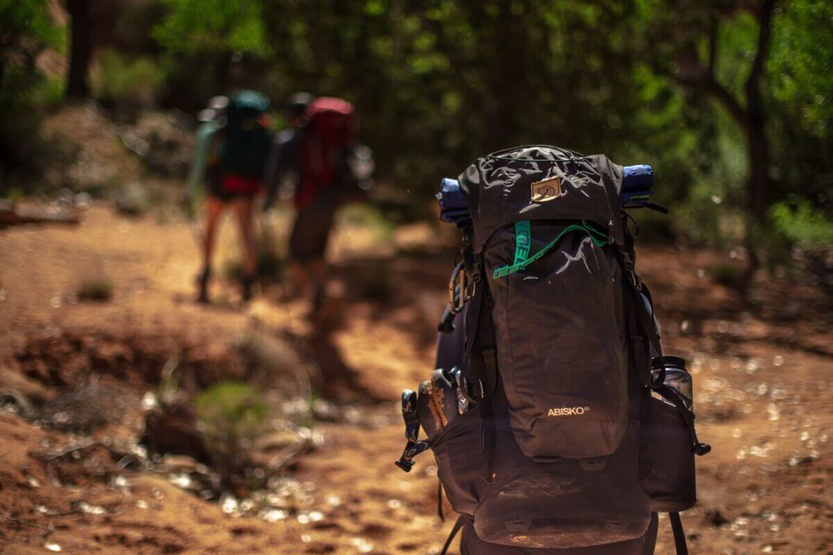 guide för att välja ryggsäck för vandring