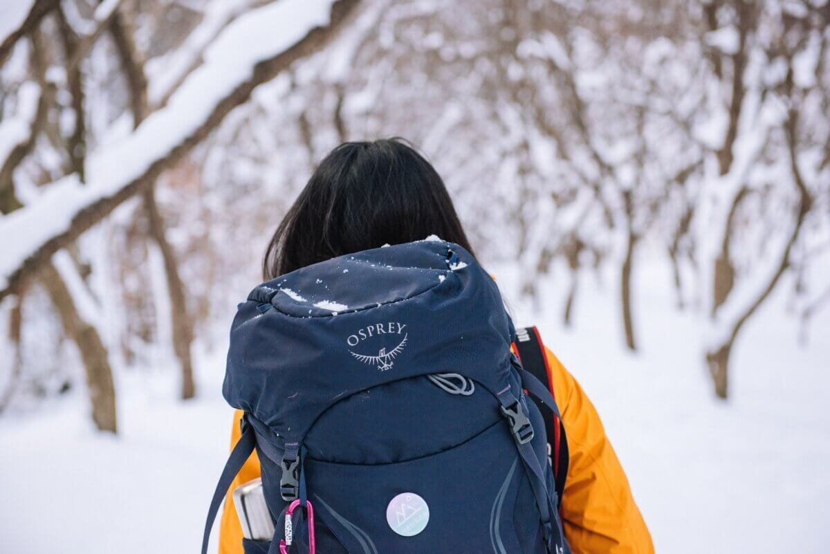 Packningslista för vandring